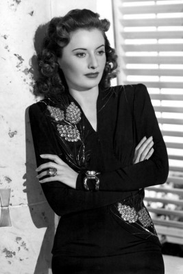 The Intercalm before the Interstorm (also, Barbara Stanwyck love)